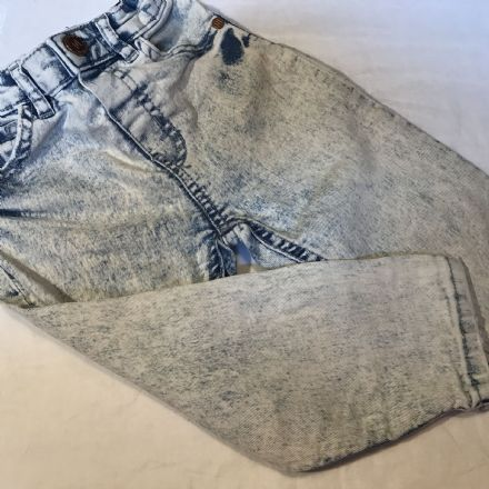 18-24 Month Bleach Wash Jeans